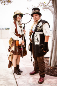 steamPUNK! HA! Get it?